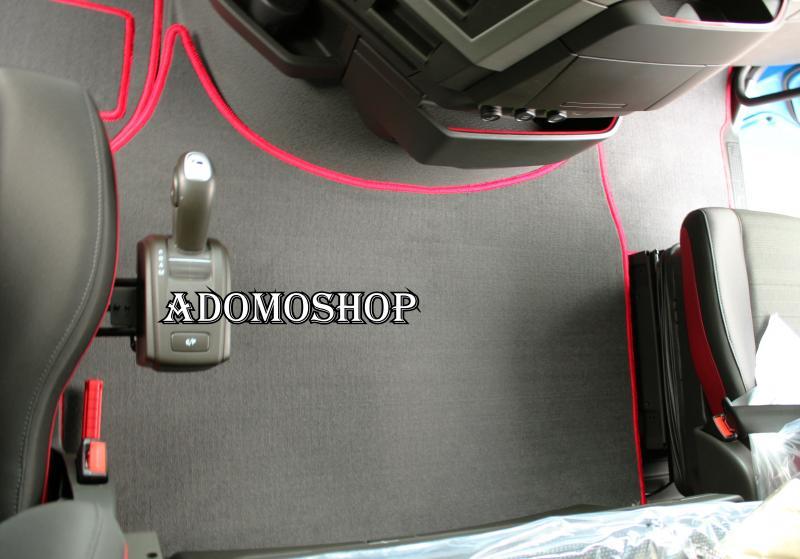 VOLVO FH 4 ab 2013 LKW Passform Fußmatten SET LKW Teppich