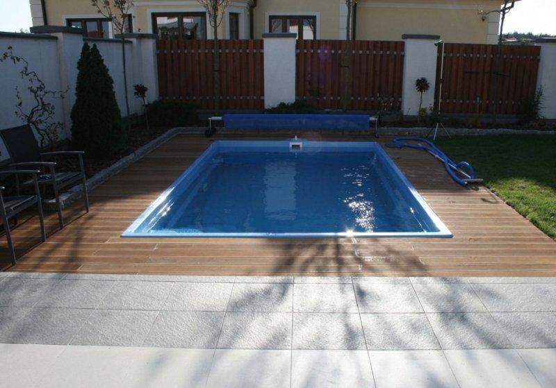 gfk fertig pool gfk schwimmbecken california 5 schwimmbad. Black Bedroom Furniture Sets. Home Design Ideas