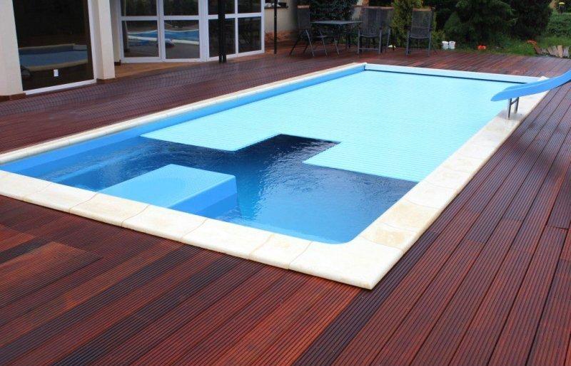 gfk fertigschwimmbecken gfk fertig pool san francisco im. Black Bedroom Furniture Sets. Home Design Ideas