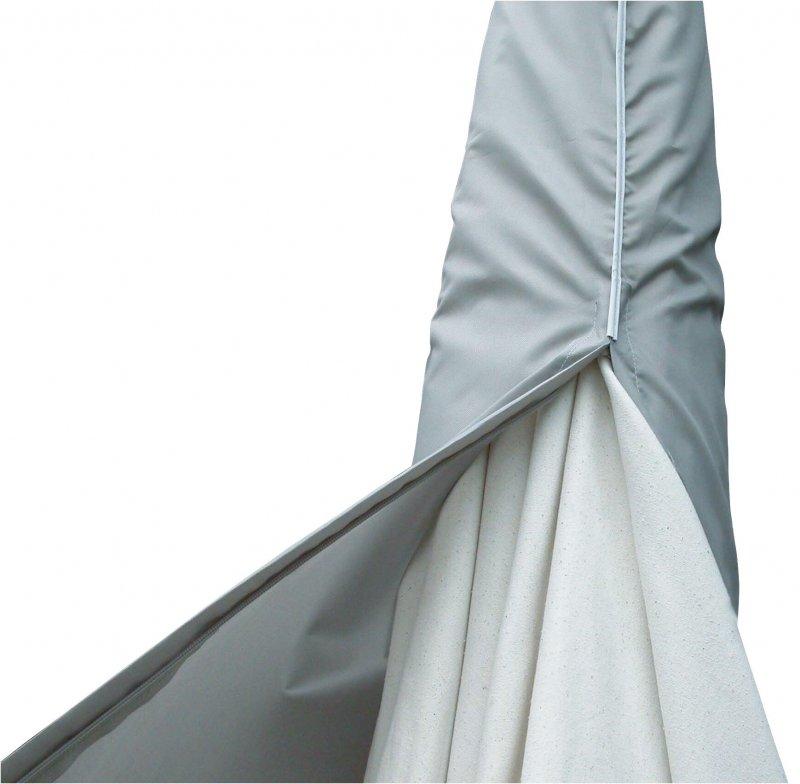b che housse de protection jardin parasol housse housse b che pour 135x35 cm ebay. Black Bedroom Furniture Sets. Home Design Ideas