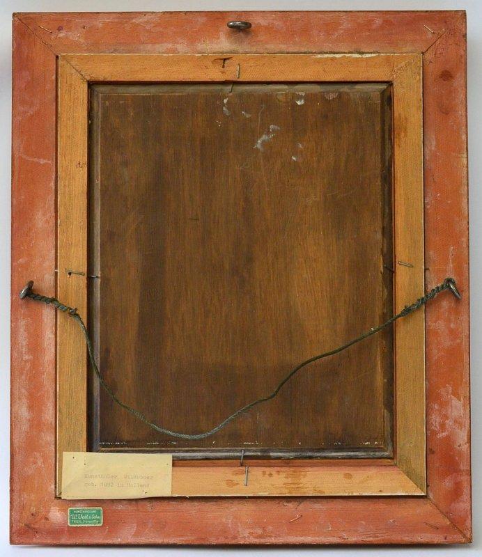 gem lde l auf holz roel wildeboer 1902 1989 signiert stillleben niederlande ebay. Black Bedroom Furniture Sets. Home Design Ideas