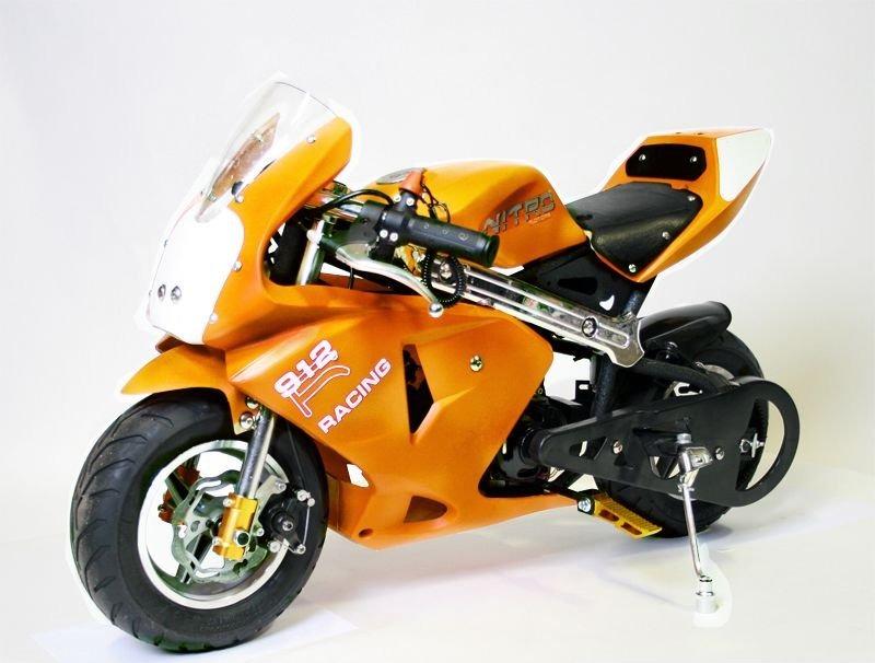 pocketbike dirtbike motorrad kinder racingbike rennmaschine ebay. Black Bedroom Furniture Sets. Home Design Ideas