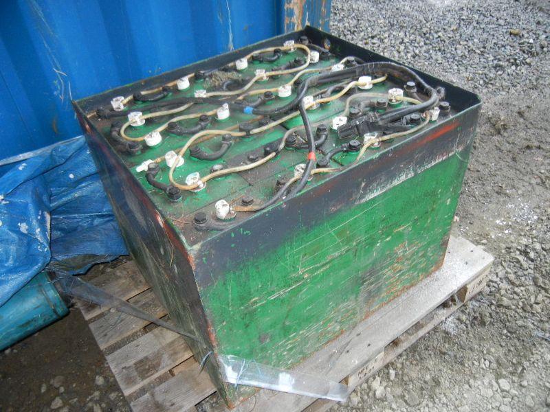 Batterieschrott