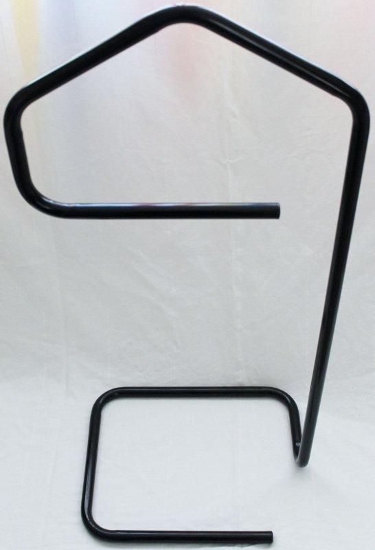 ikea stummer diener schwarz kleiderst nder ablage kleidung. Black Bedroom Furniture Sets. Home Design Ideas