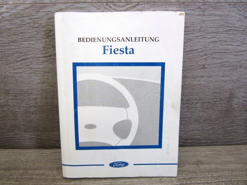 handbuch bedienungsanleitung ford fiesta typ jh1 jd3 stand 08 2002 ebay. Black Bedroom Furniture Sets. Home Design Ideas
