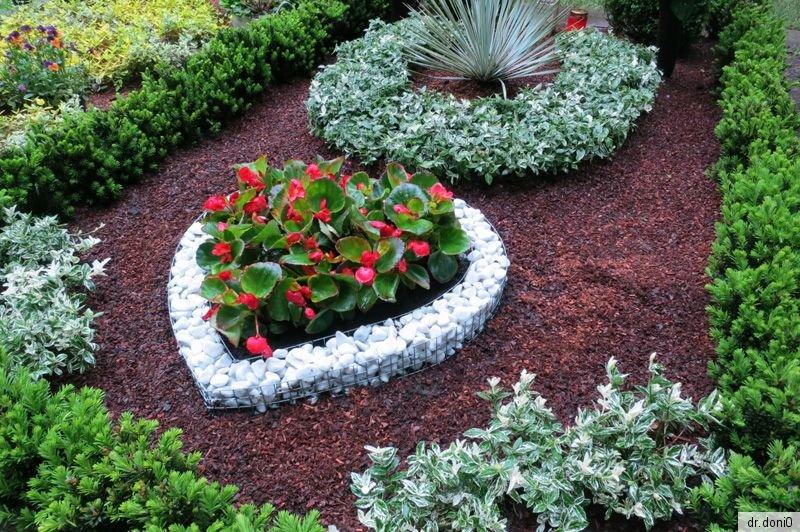 korb herz deko garten schale grab pflanzen bertopf blumen. Black Bedroom Furniture Sets. Home Design Ideas