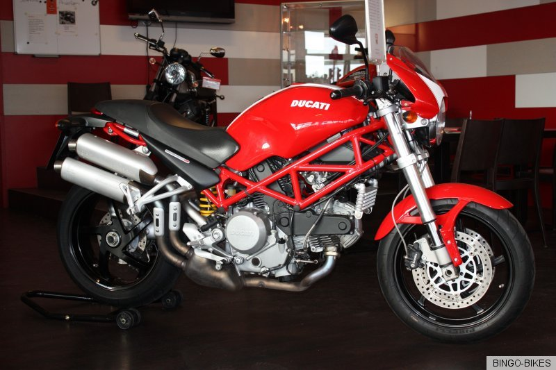 ducati monster s2r 800 top zustand inspektion neu ebay. Black Bedroom Furniture Sets. Home Design Ideas