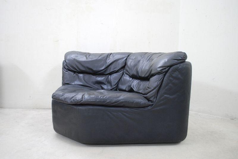 Walter knoll vintage plus modul wohnlandschaft sofa for Ledersofa ebay