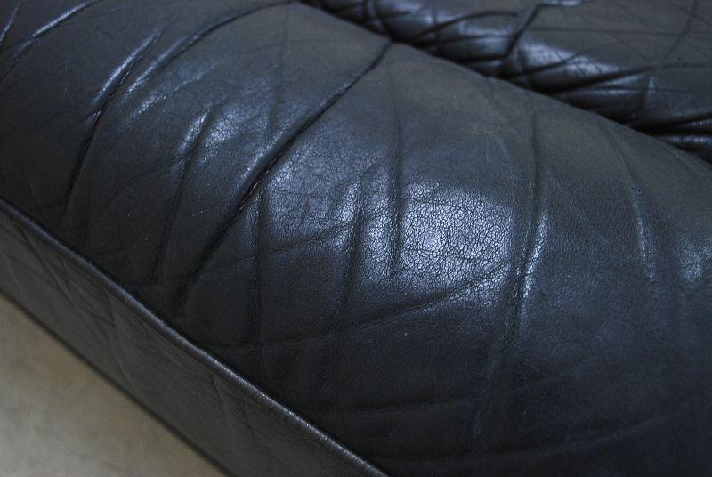 de sede ds 85 vintage daybed sofa ledersofa schlafsofa. Black Bedroom Furniture Sets. Home Design Ideas