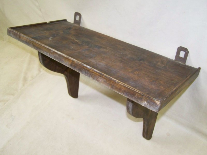 Wandregal Küche Antik ~  ~ antik Schönes altes Küchenregal, Regal Küche antik, Holz