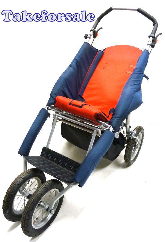 reha buggy rehatec nils jogger rehabuggy rehakarre tfs924 ebay. Black Bedroom Furniture Sets. Home Design Ideas