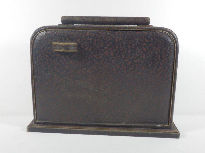 Altes Nagel Necessaire Maniku00fcrset Um 1900 Mit Beingriffen | EBay