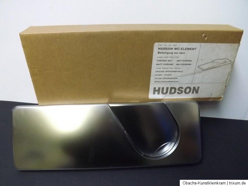 hudson wc element bet tigungsplatte wassersp lung. Black Bedroom Furniture Sets. Home Design Ideas