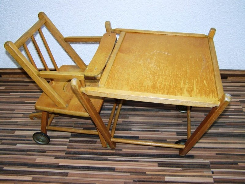 Kinderhochstuhl holz roba move high chair low prices cheap shipping tectake kinderhochstuhl - Babyhochstuhl holz ...