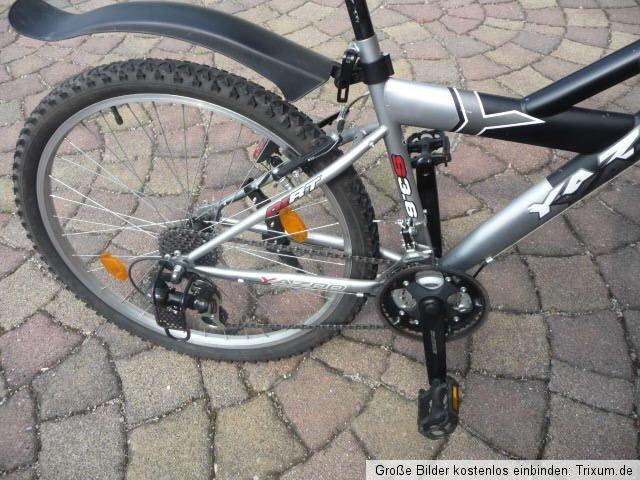 mountainbike fahrrad rad mtb yazoo s3 6 26 damen m dchen. Black Bedroom Furniture Sets. Home Design Ideas