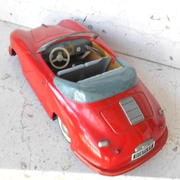 distler porsche 356 cabrio electromatic 7500 mit. Black Bedroom Furniture Sets. Home Design Ideas
