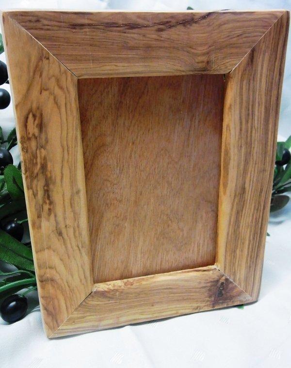 bilderrahmen handmade olivenholz oliven l baum holz ca 22 5 x 18 x 1 cm ebay. Black Bedroom Furniture Sets. Home Design Ideas