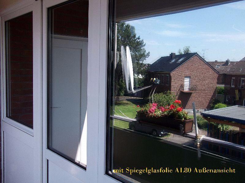 6,58€/m² milchglas folie sichtschutzfolien spiegel fenster folie ...