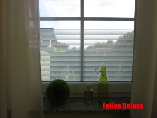 6 58 m film verre lait de fen tre d 39 intimit brise vue for Film protecteur fenetre