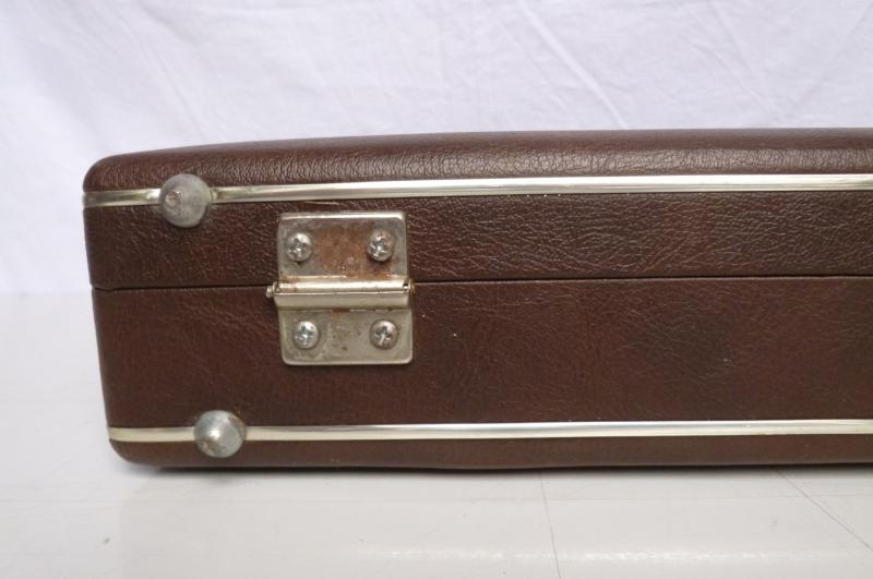 alter koffer alter aktenkoffer braun 70er jahre 80er. Black Bedroom Furniture Sets. Home Design Ideas