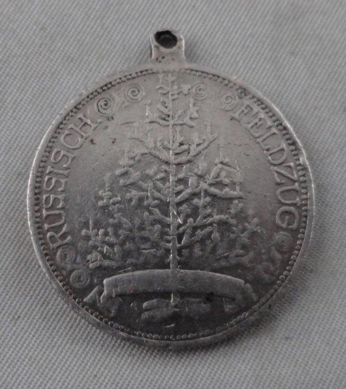 medaille 1914 russisch feldzug 19 i t d ebay. Black Bedroom Furniture Sets. Home Design Ideas