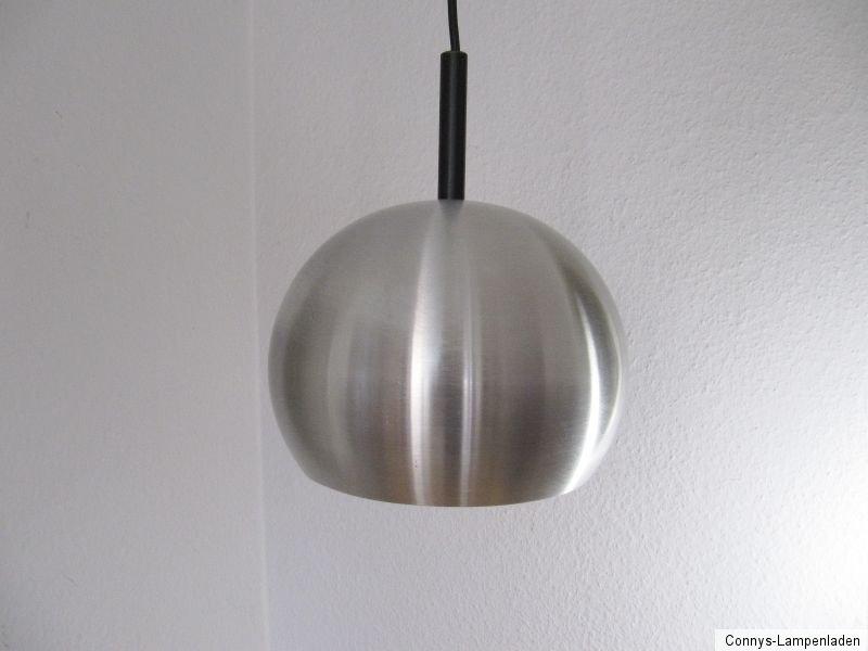70er jahre kugellampe deckenlampe h ngelampe pendant lamp for Kugellampe decke