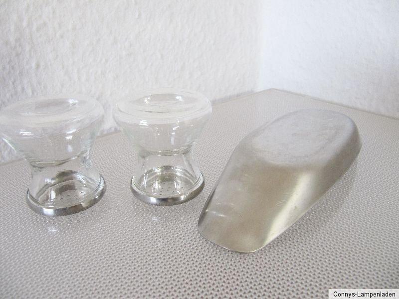 wmf salz und pfefferstreuer max und moritz entw w wagenfeld ebay. Black Bedroom Furniture Sets. Home Design Ideas