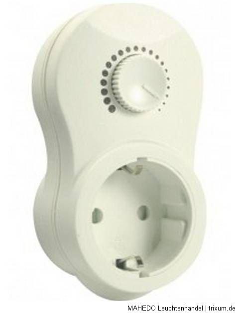 steckdosendimmer steckdimmer dimmer steckdose stecker. Black Bedroom Furniture Sets. Home Design Ideas