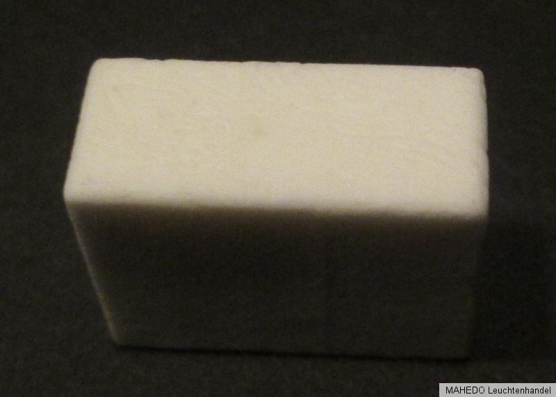 8x keramik porzellan l sterklemme kabel klemme schraubleiste 230v 1 polig 1 fach ebay. Black Bedroom Furniture Sets. Home Design Ideas