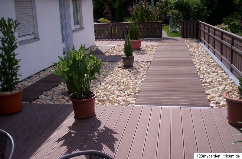 wpc terrassendielen 35 qm komplett bausatz diele dielen holz terrassendiele ebay. Black Bedroom Furniture Sets. Home Design Ideas