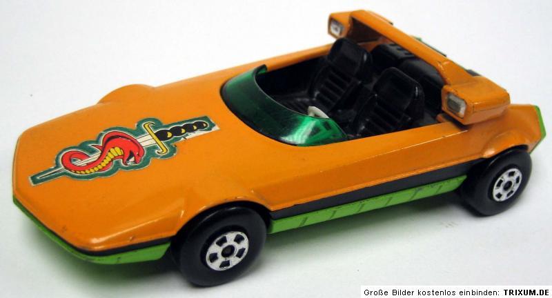 Matchbox Speed Kings Bertone Runabout K 31 Speedkings