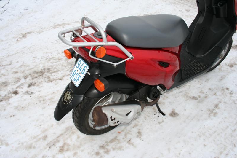 cpi jp popcorn roller 45 km h mopedroller keine mofa baujahr 2000 ebay. Black Bedroom Furniture Sets. Home Design Ideas