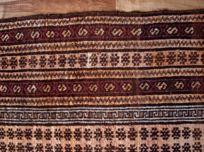 Molto BELLA GRANDE ANTICA tappeto da Persia subordinata a