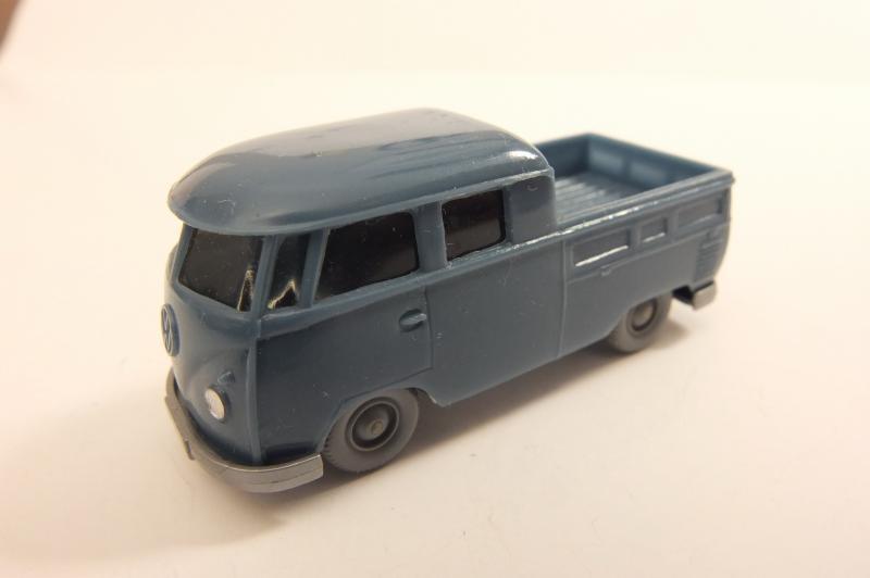 wiking 292 vw bus t1 doppelkabine kaufen bei. Black Bedroom Furniture Sets. Home Design Ideas