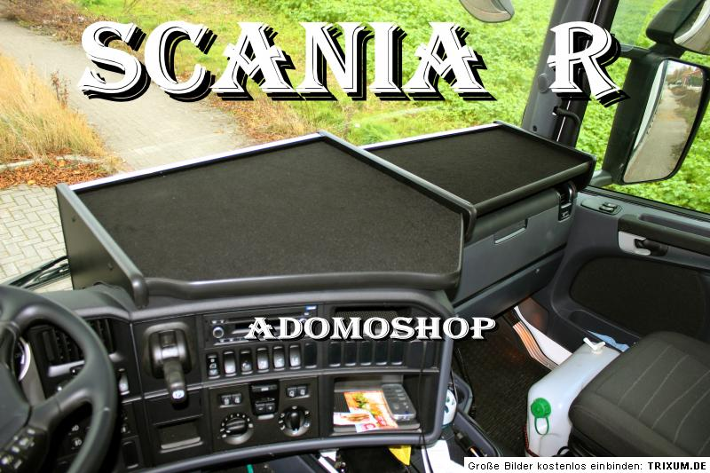 CAMION ECOPELLE tappetini per Scania R a partire dal 2010