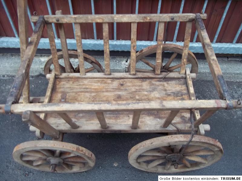 b uerlicher handwagen leiterwagen bollerwagen. Black Bedroom Furniture Sets. Home Design Ideas