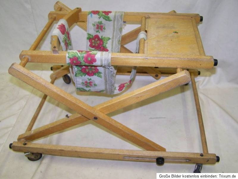 vieille chaise antique bois enfants poussette pour table de jeu voiture course ebay. Black Bedroom Furniture Sets. Home Design Ideas
