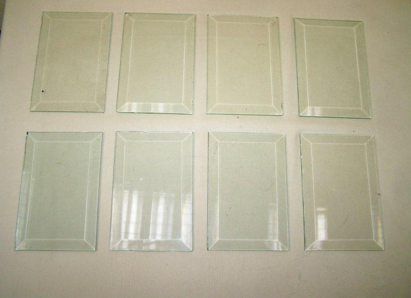 Altes geschliffenes glas f r bilderrahmen 18 x 12 cm glasscheibe ebay - Glasscheibe fur fenster ...