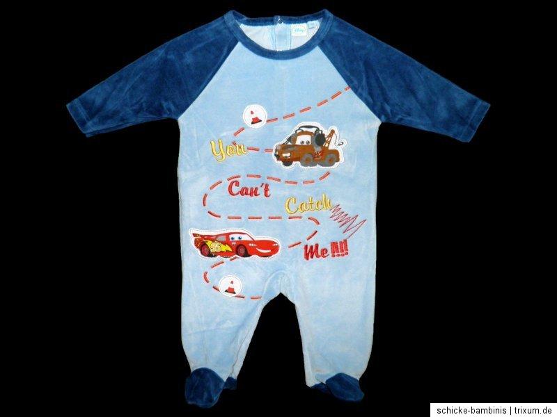 Babyartikel 62 68 74 Disney Cars Baby T-Shirt gestreift Gr