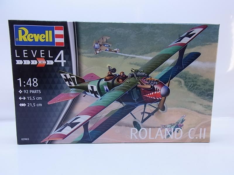 LOT 32293Revell 03965 Roland C.II 1:48 Bausatz NEU in OVP