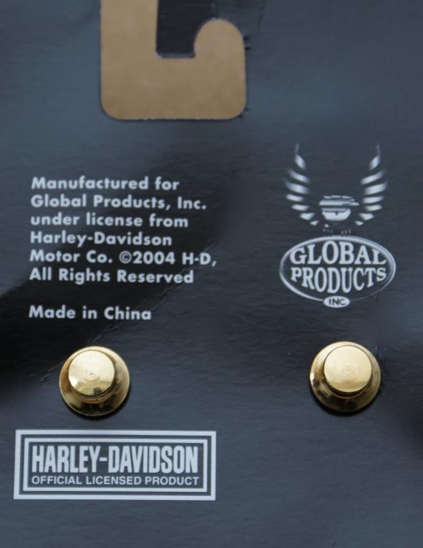 Adler Pin Anstecknadel Gold//Messing Harley Biker