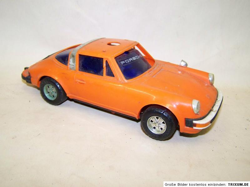 Old Porsche Model Car, Targe Model, Hobbyists Defective, Toy Car | eBay